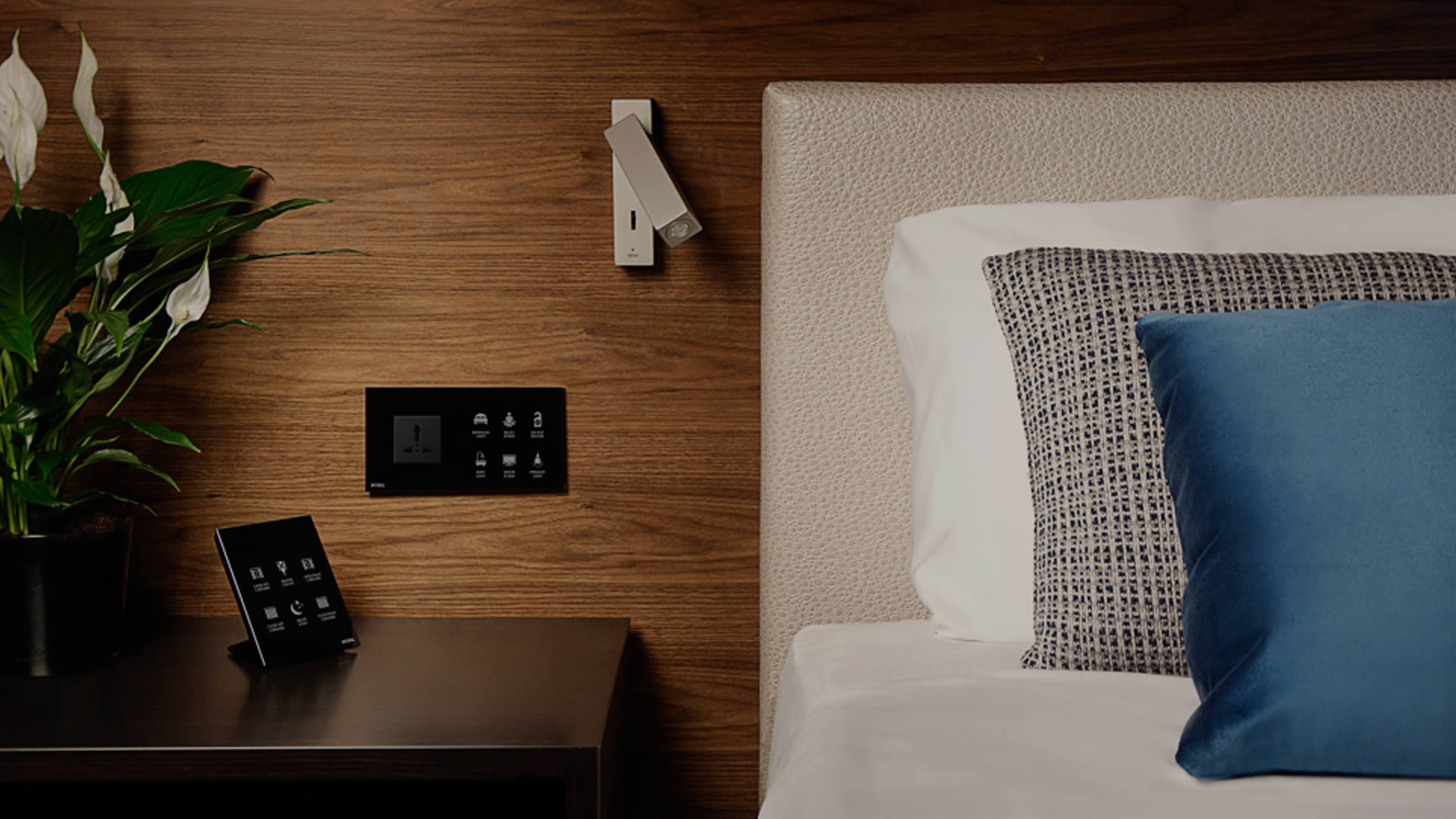 Guest room management systems